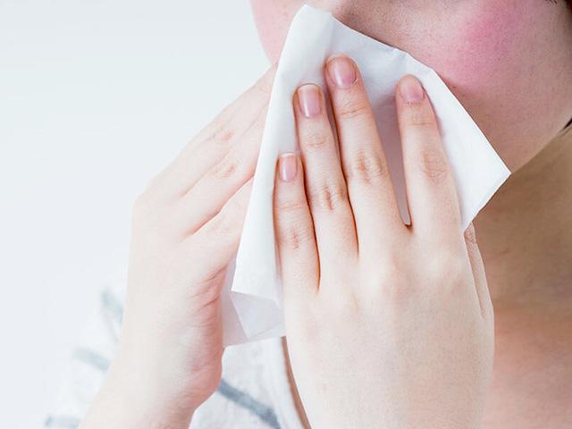 受診時に「血管収縮薬の点鼻の使用」を自己申告する患者の割合は?