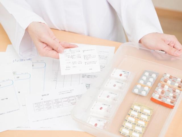 ゴーストピルの可能性が少ない薬はどれか?の画像