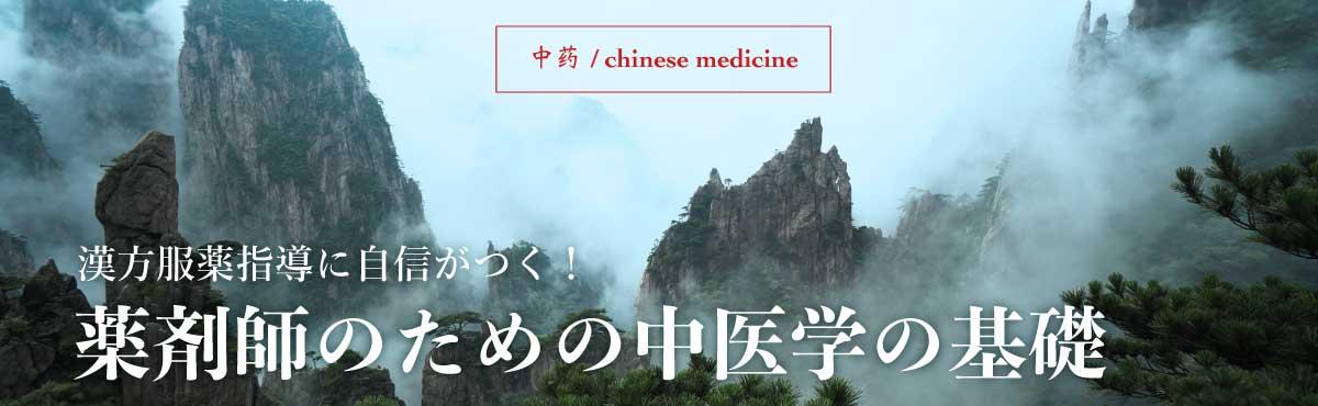 薬剤師のための【中医学の基礎】漢方服薬指導に自信がつく!の画像