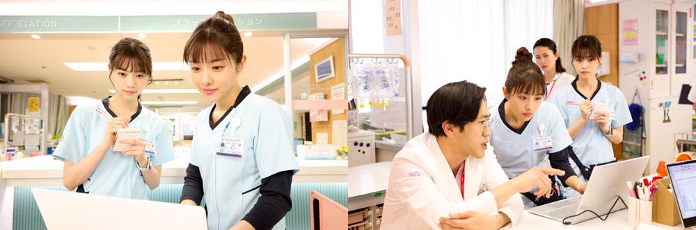 ドラマ「アンサング・シンデレラ」プロデューサーが描く薬剤師の苦悩とは?の画像