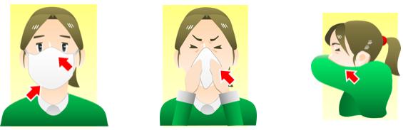 今できる新型コロナウイルス感染症対策1