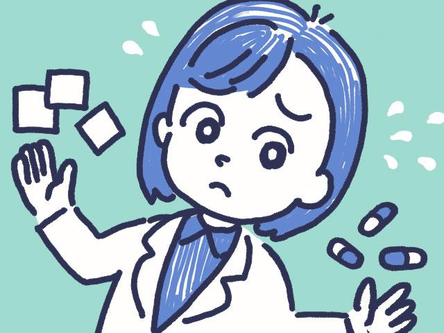 処方薬はこう減らす!医師が伝えるポリファーマシーの画像