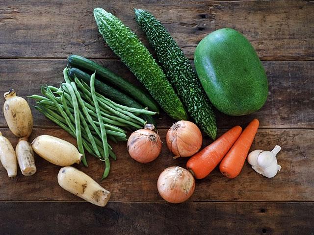 熱中症対策に使える野菜の部位は?の画像