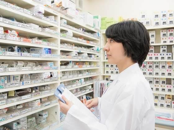 調剤薬局薬剤師の業務内容と年収
